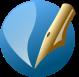 Het Scribus logo