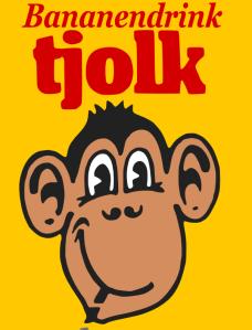 Het Tjolk aapje in vectoren: het resultaat