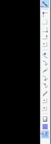 De werkbalk Kleven in Inkscape