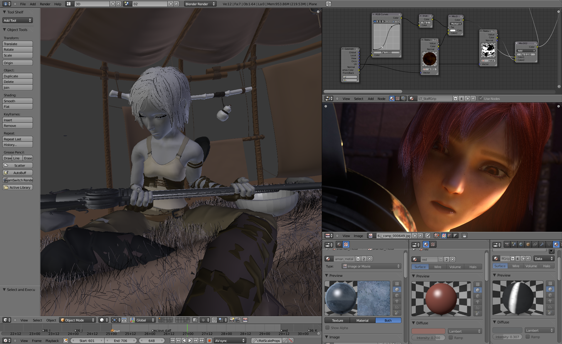 Blender 3d modelleren en animeren inkscape tekenen op for 3d programma interieur