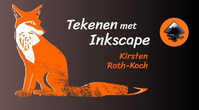 Cursus Tekenen met Inkscape is uit